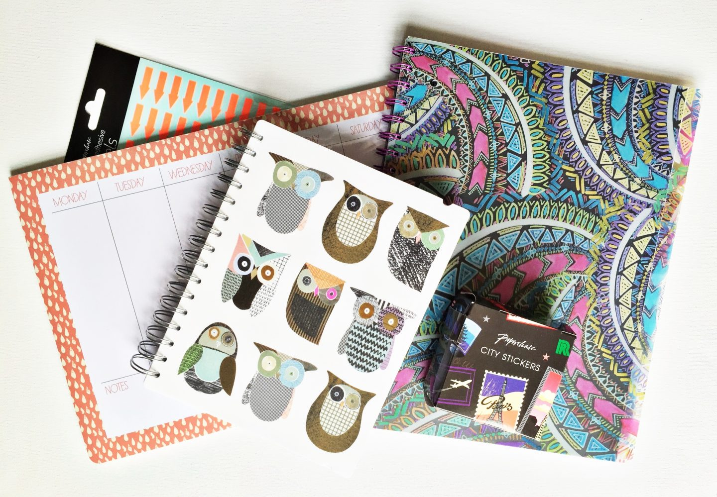 There's nothing better than a Stationery Haul!