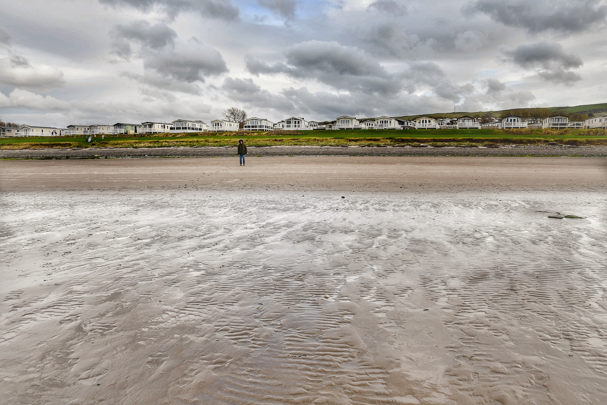 The Beach at Craig Tara, Ayr